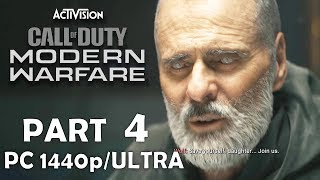 CALL OF DUTY MODERN WARFARE 2019 no commentary PART 4 Gameplay