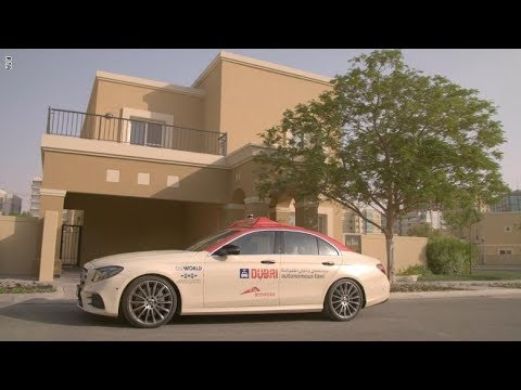 إطلاق أول -تاكسي- ذاتي القيادة في المنطقة في دبي  - نشر قبل 60 دقيقة