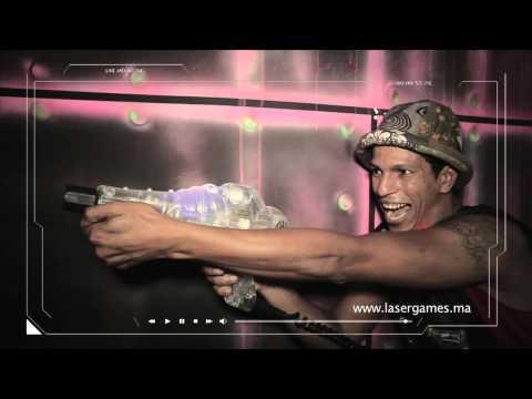 Premier Laser Game Megazone d'Afrique ouvre ses portes à Marrakech