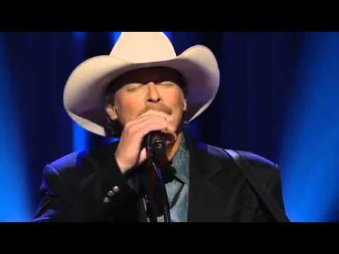 Alan Jackson He Stopped Loving Her Today George Jones' Funeral