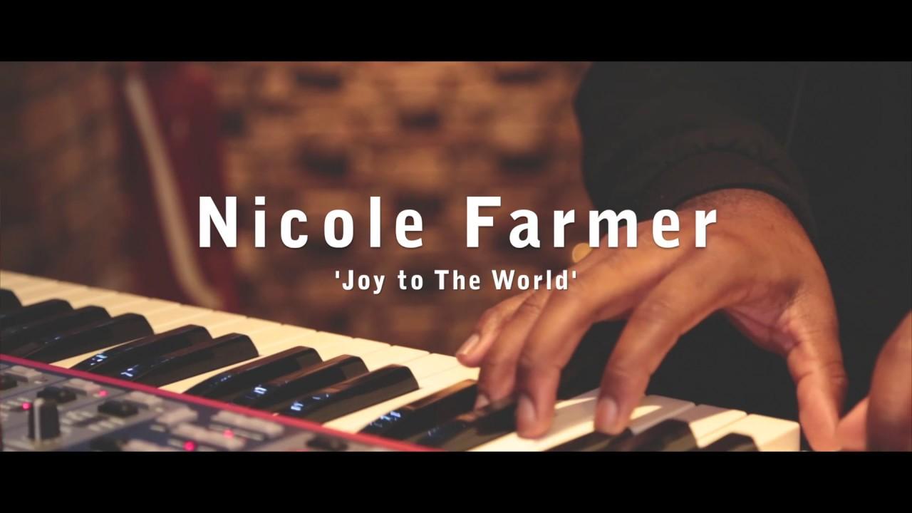 Joy To The World | Nicole Farmer | Christmas Countdown (S4:EP3) | One Sound Music - YouTube