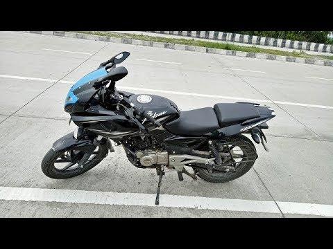 Bajaj Pulsar 220f mileage details