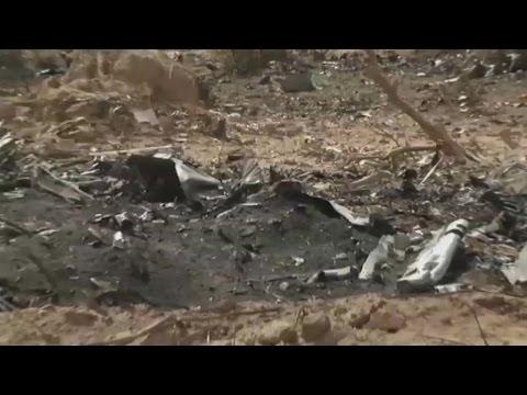 Burkina Faso, Rapatriement des dépouilles des victimes du crash AH5017