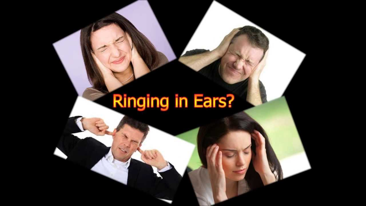 Continuous Ringing In Ears