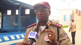 FRSC Corps Marshal Hints Tougher Measures Against Traffic Offenders |Eyewitness Report|