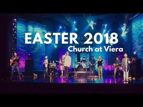 Church at Viera Easter 2018 drum cam
