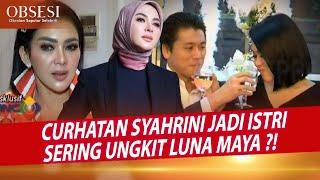 Gambar cover Tersulut Isu Suami Main Hati, Dewi Perssik Emosi, Curhat Syahrini Semenjak Jadi Istri - OBSESI