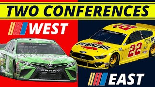 "The ""Two Leagues"" Rumor: How NASCAR Would Look with Different Conferences"