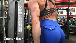 Пуловер одной рукой для широчайших мышц спины
