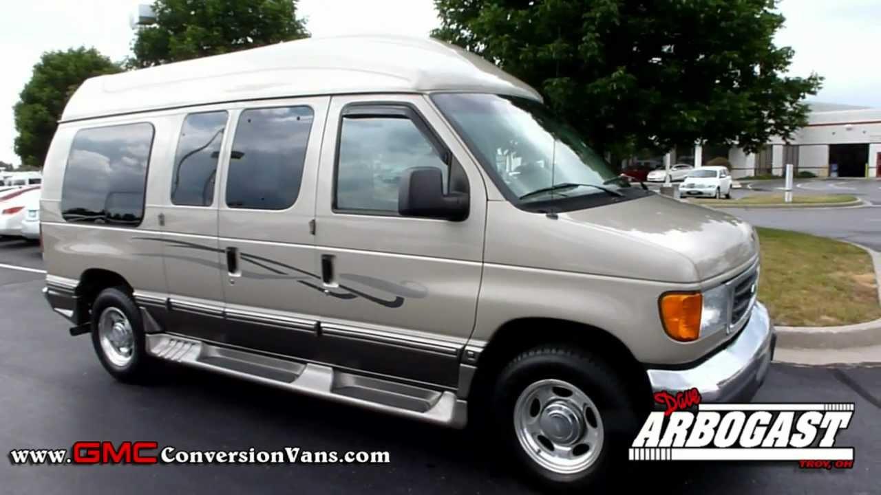 Used Conversion Vans >> Used 2007 Ford Monogram Hi-Top Converson Van | Dave Arbogast Van Depot - YouTube