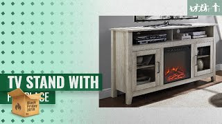 Selected Tv Stand With Fireplace To Buy On Black Friday / Cyber Monday 2018 | TV Stand Buying Guide