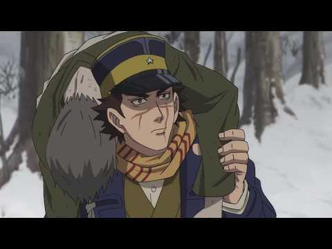 [MAD] Golden Kamuy's Bear Animation (2007)