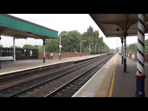 chesterfield railway station youtube. Black Bedroom Furniture Sets. Home Design Ideas