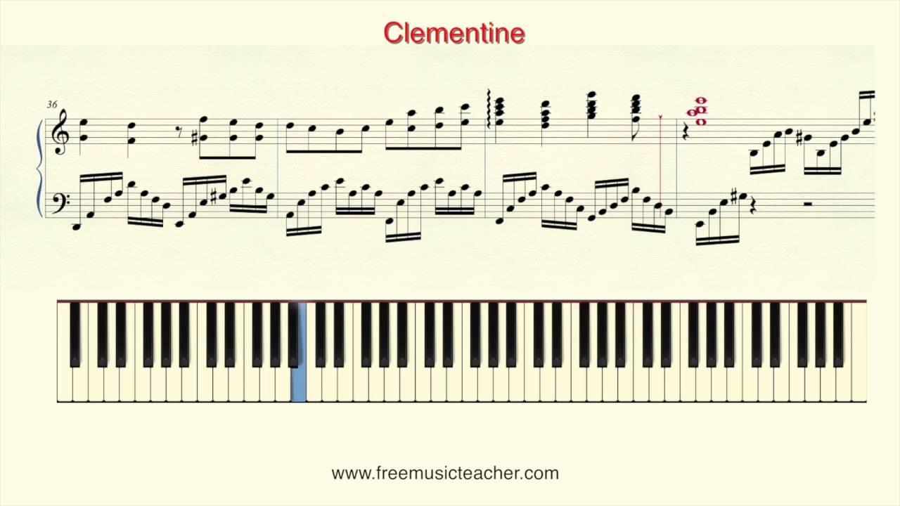 Yiruma Clementine Youtube