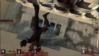 Resident Evil 6 in Left 4 Dead 2! [Mods]