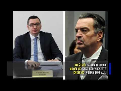 Transkript razgovora Duška Kneževića i Velibora Miloševića