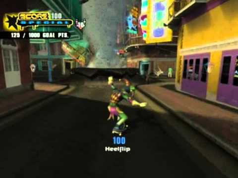 Tony Hawk Underground 2: New Orleans (Part 1)