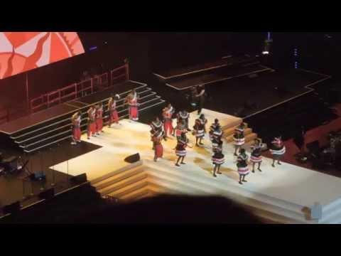 African Dancers @ Salvation Army's International Congress (Boundless 2015)