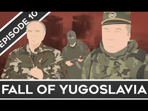 Feature History - Fall of Yugoslavia (2/2)