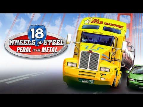 18 wheels of steel pedal to the metal crackeado gratis