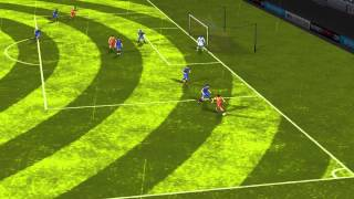 FIFA 14 iPhone/iPad - Levante UD vs. FC Barcelona