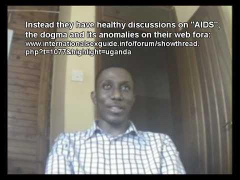 "Roger Mugisha - Fighting ""AIDS"" = funding ""AIDS"" part 3 of 3"