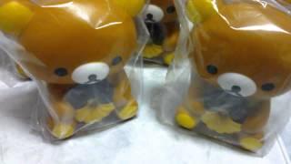 Shop Update #14 - Jumbo Rilakkuma Crullers Thumbnail