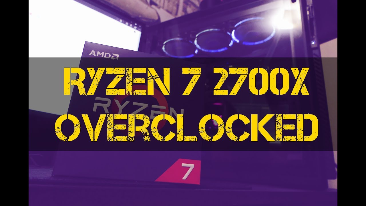 Ryzen 7 2700x Overclocking Guide & Experience - Gigabyte X470 Aorus Ultra  Gaming MotherBoard