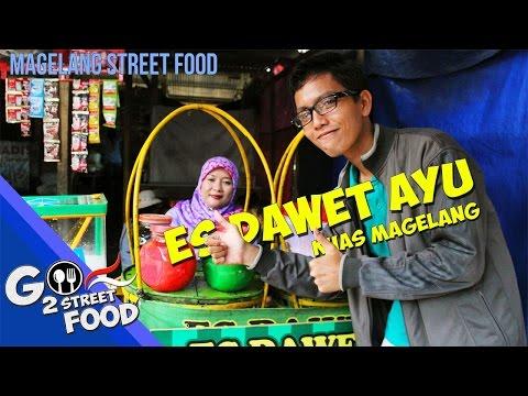 MAGELANG STREET FOOD - Magelang Dawet Ayu Ice (Es Dawet Ayu khas Magelang)