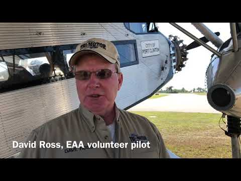 EAA offers flights on a rare Ford Tri-Motor