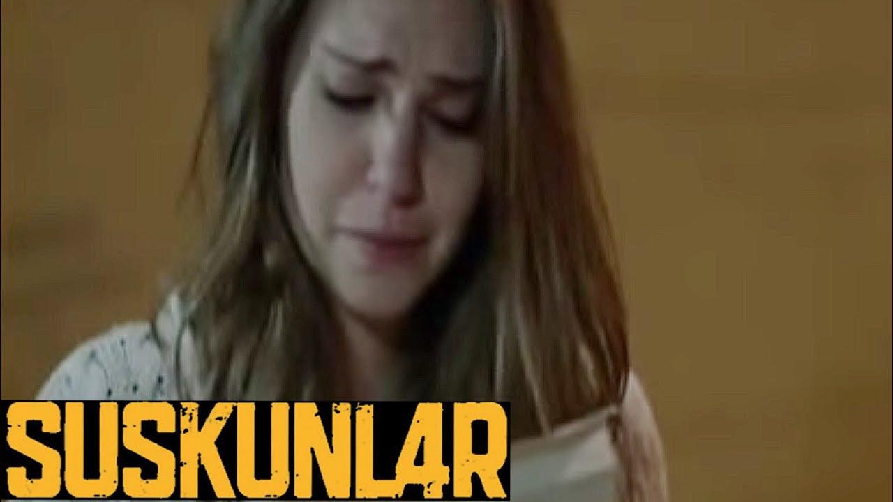 Suskunlar 12 Bölüm Ahu Ecevitin Mektubunu Okuyor Youtube