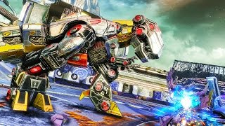 Transformers: Fall Of Cybertron - Chapter 12 Grimlock Smash (Grimlock)