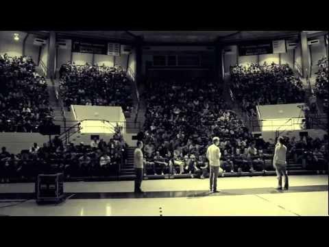 """""""Beware of Christians"""" Abilene Christian University Spring Tour 2012"""