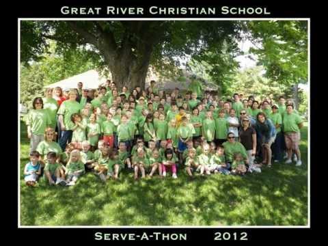 Great River Christian School Serveathon 2012