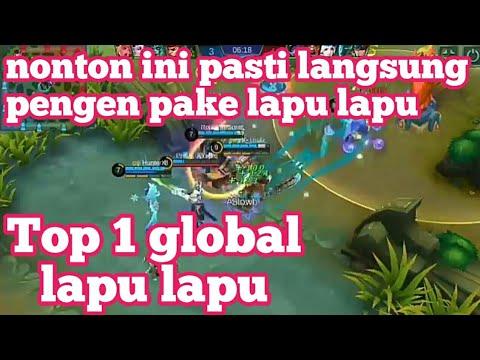 TOP NO 1 GLOBAL LAPU LAPU : NONTON INI KALIAN LANGSUNG SUKA SAMA LAPU LAPU