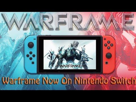 Warframe Now On Nintendo Switch thumbnail