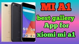 Category file manager for mi a1