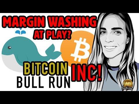Bitcoin Bull Run! Crucial 24hr WATCH for Margin Washing!