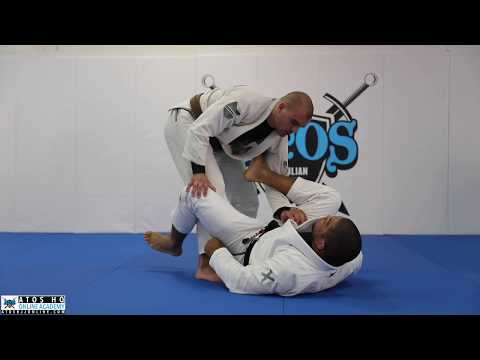 Easy Sweep From DLR Guard to X Guard Using The Lasso + Windshield Wiper Pass & Back Attack