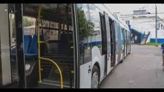 Скільки нових тролейбусів з