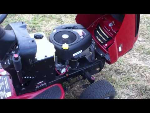 Craftsman LT3000 Problem