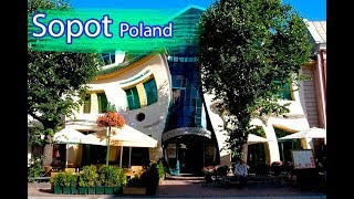 видео Кривой дом в Польше, Сопот