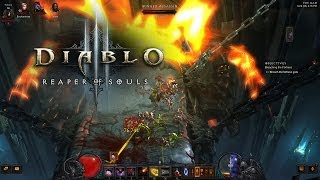 On the Battering Ram - Diablo III: Reaper of Souls Gameplay