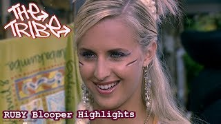 RUBY (Fleur Saville) - Blooper Highlights from The Tribe