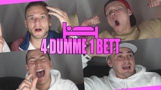 4 Dumme 1 Bett | Weihnachts Ei | inscope21 thumbnail