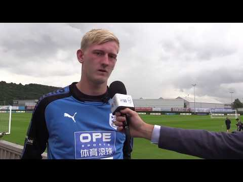 INTERVIEW: Ryan Schofield on joining Huddersfield Town's First Team
