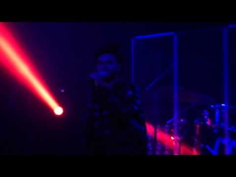 The Weeknd - Enemy (Live in Glasgow)