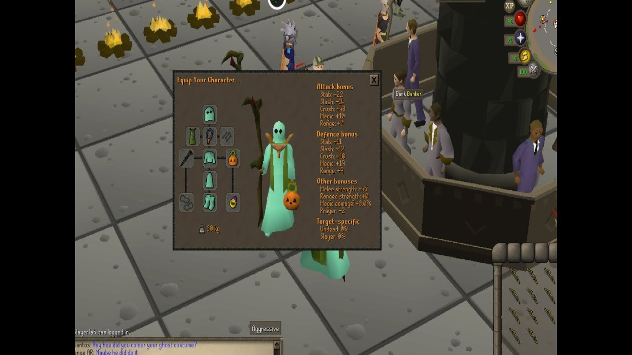 Osrs Halloween Event 2020 osrs halloween event 2019 recolor + guide   YouTube