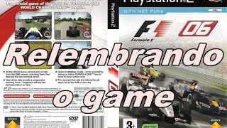 F1 2006 - Relembrando o game / PlayStation 2 (PS2)