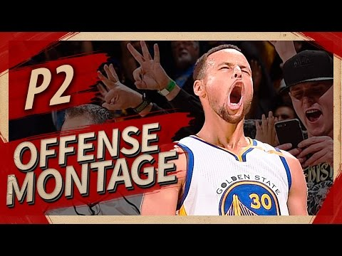 Stephen Curry Offense Highlights Montage...